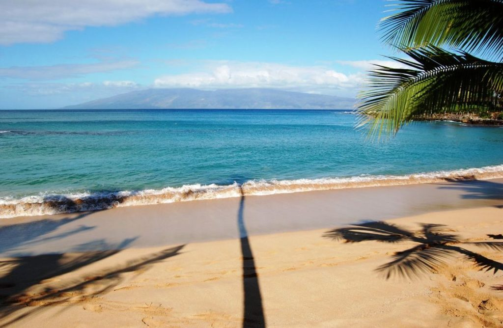 Kaanapali-Beach